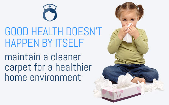 Maintain Clean Carpet For Your Health