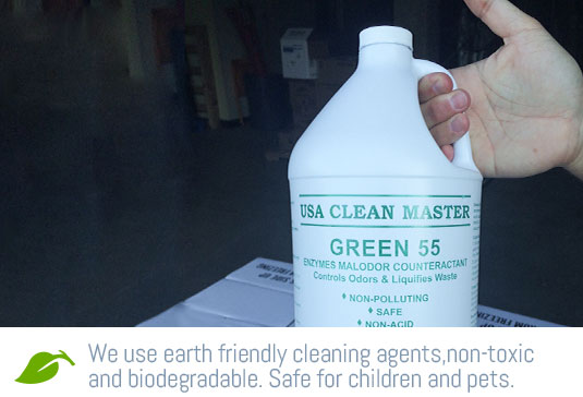 Earth-Friendly Cleaning Products