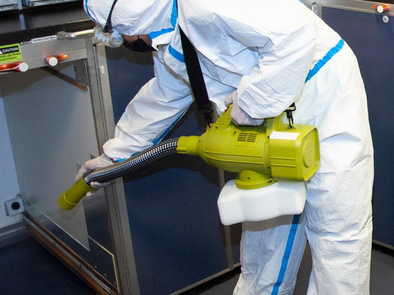 Sanitizing And Disinfecting Usa Clean Master