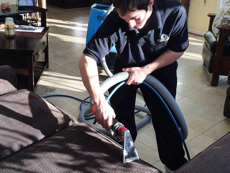 Upholstery And Furniture Cleaning Services