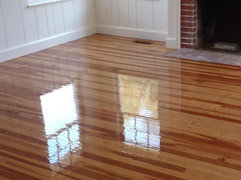 Wood Floor Refinishing Usa Clean Master