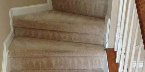 Stairs & Hallway Carpet Cleaning
