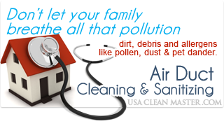 HVAC & air duct cleaning services