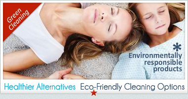 quality green cleaning solutions