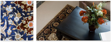 oriental and area rug cleaning care